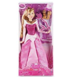Кукла-принцесса Диснея.
