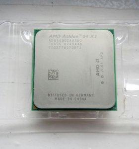 Процессор 2 ядерный AMD Athlon 64 X2 4400