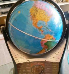 Интерактивный глобус SG18-11 новый 0-99 лет