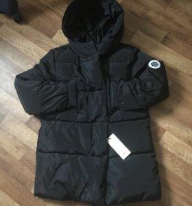 Новая куртка парка весенняя женская