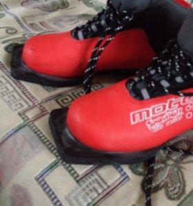 Продаю ботинки для лыж