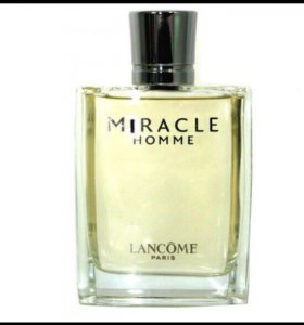 """Lancome """"Miracle Homme"""" 50 ml."""
