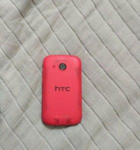 Телефон HTC Desire S (на запчасти)