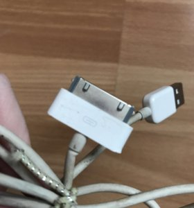 30-pin кабель оригинальный для iPhone 4