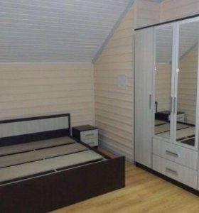 Новая кровать ,Кровать + матрас