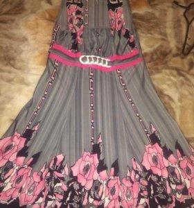 Очень красивый сарафан-платье