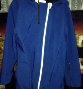 Новая мембранная куртка