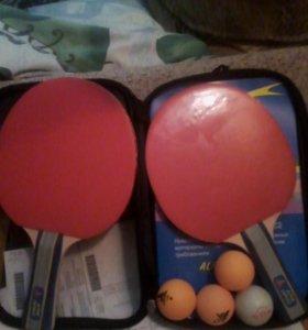 Ракетки для настольного тениса