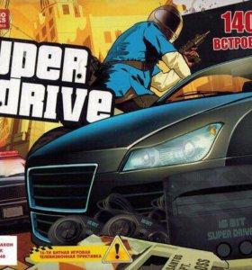 Игровая приставка Sega Super Drive GTA V 140-in-1