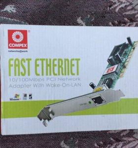 Adapter with Wake-on-LAN