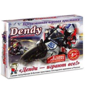 Игровая приставка Dendy Junior 8-Бит