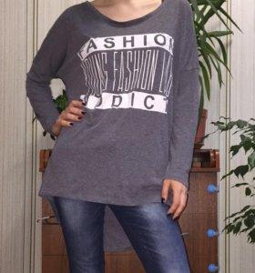 Туника reserved футболка одежда кофта майка