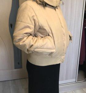 Куртка демисезонная 48