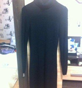 Платье теплое 44-46
