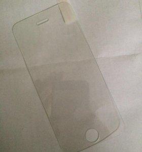 Защитное стекло на iPhone 5/5s/5c/5se
