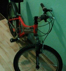 Велосипед 16 скоростей.
