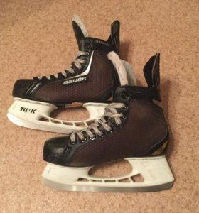 Коньки хоккейные, 40-41 размер; 6R