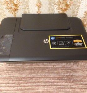 Принтер+сканер