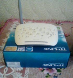 WI-FI Модем TP-LINK модель TD- W8951ND