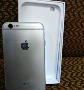 Iphone 6 128 Gb silver