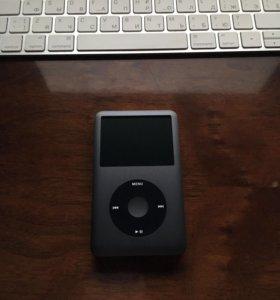 Apple iPod classic 7th Generation Black (160 GB)