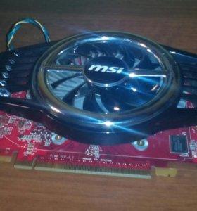 Жёсткий диск, видеокарта MSI, дисковод