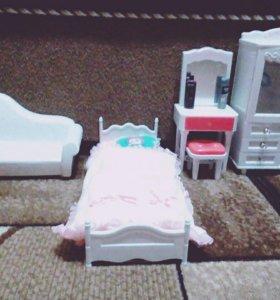 Спальня( кукольная)