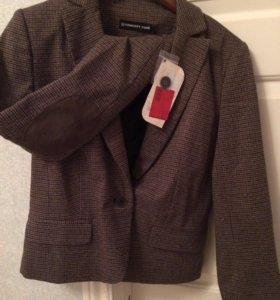Пиджак новый женский 46 размер