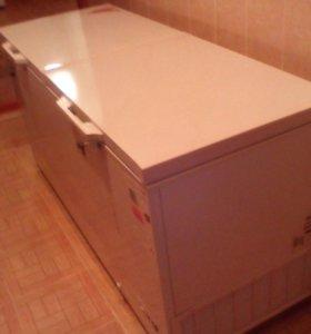 Морозильный ларь LGEN на 500 литров