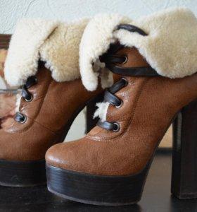 Зимние ботинки VICINI Италия