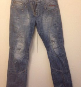 Коутые джинсы в обтяг. Оригинал