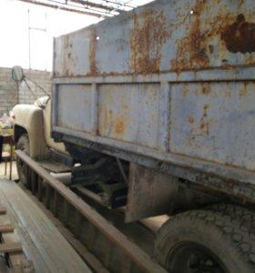 Диски с шинами на ГАЗ-52