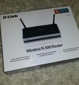Wi-fi роутер Билайн D-Link