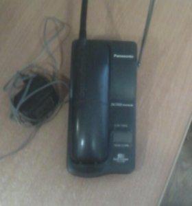 Радио телефон  Panasonik