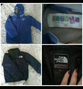 Обе курточки за 1000