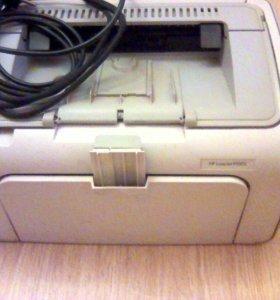 принтер Hp Ljet p1005