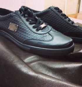 Оптом кожаная мужская обувь