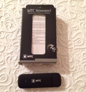 Модем МТС 4G LTE