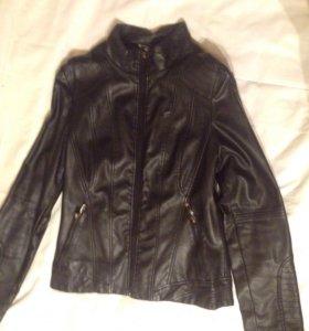 Куртка из кож.зам.