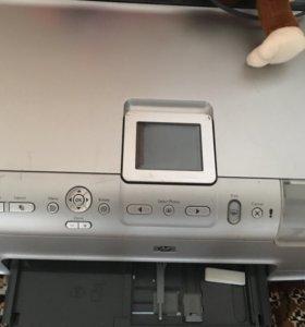 Принтер hp fotosmart 8253
