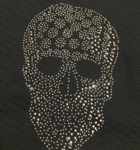 Костюм Philip Plein с черепом