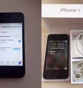 Продам iPhone 4 (8Gb)