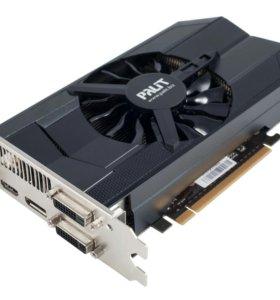 Видеокарта GeForce GTX 660