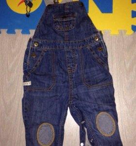 Комбинезон джинсовый Next
