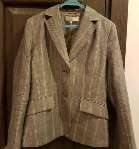 Пиджак серый frresco 42