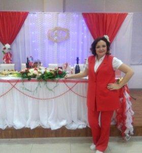 Ведущая праздничных мероприятий