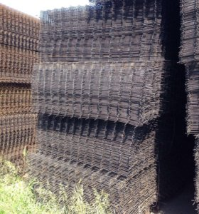 Сетка кладочная ВР4 150х150 бетон заливка пол