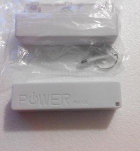 Power bank 2000 mAh с аккумулятором