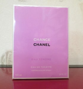 Chanel Chance Tender 100мл
