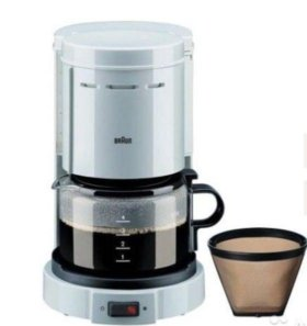 Кофеварка Braun KF12